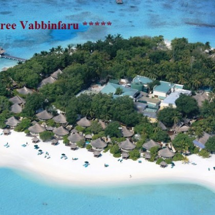 Banyan Tree Vabbinfaru Resort Areal Maldives KeralaToursGlobal