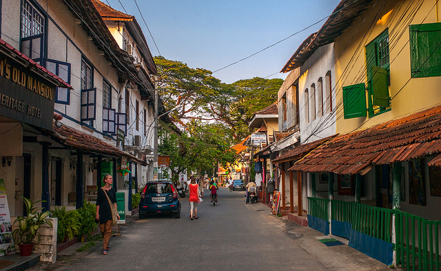Fort Kochi with Goa KeralaToursGlobal1