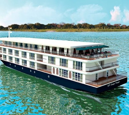 Ganges Cruise 1
