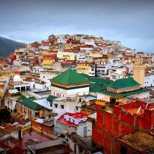 Morocco Moulay Idriss WWW1