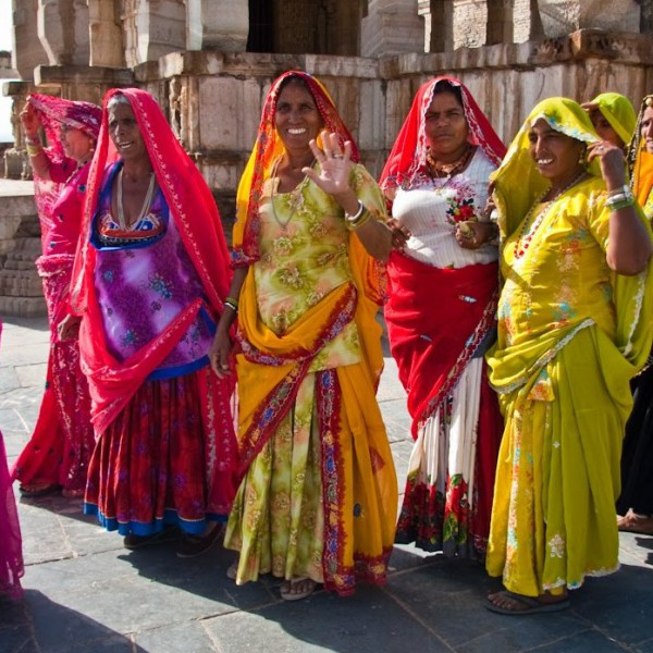 Rajasthani Women KeralaToursGlobal1